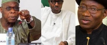 Buhari, Jonathan Are Foolish For Paying Ransom To Kidnappers And Denying It - Obasanjo 25