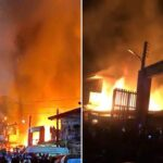 Goods Worth Millions Of Naira Destroyed As Fire Guts Cairo Market In Oshodi, Lagos [Video] 28