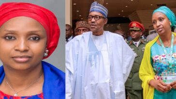 President Buhari Suspends Hadiza Bala Usman As Nigerian Ports Authority Managing Director 11