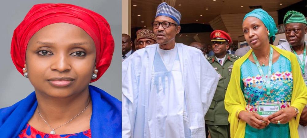 President Buhari Suspends Hadiza Bala Usman As Nigerian Ports Authority Managing Director 1