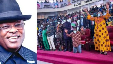 Over 2000 Pastors Storms Ebonyi To Pray And Fast For Governor Umahi Over Insecurity 10
