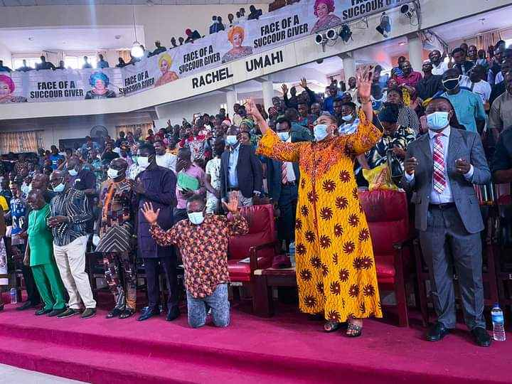 Over 2000 Pastors Storms Ebonyi To Pray And Fast For Governor Umahi Over Insecurity 3