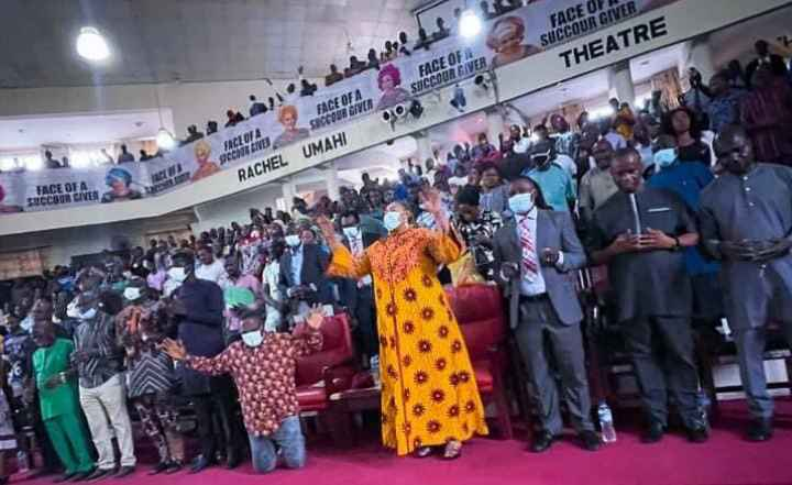 Over 2000 Pastors Storms Ebonyi To Pray And Fast For Governor Umahi Over Insecurity 2