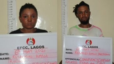 EFCC Arrests Two Siblings For Alleged Internet Fraud In Lagos 3