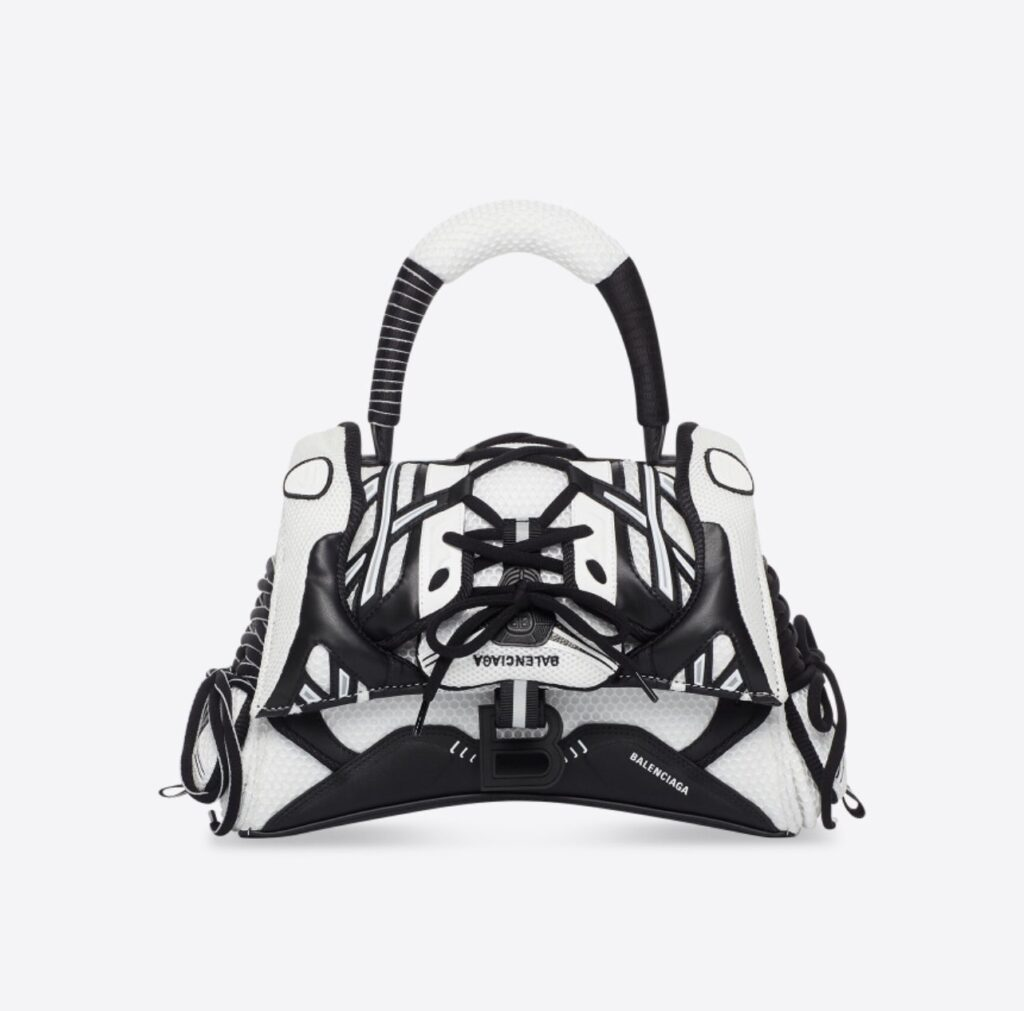 """Balenciaga Just Came Out With A New Sneaker Bag, Called The """"Sneaker Head Bag"""" 3"""