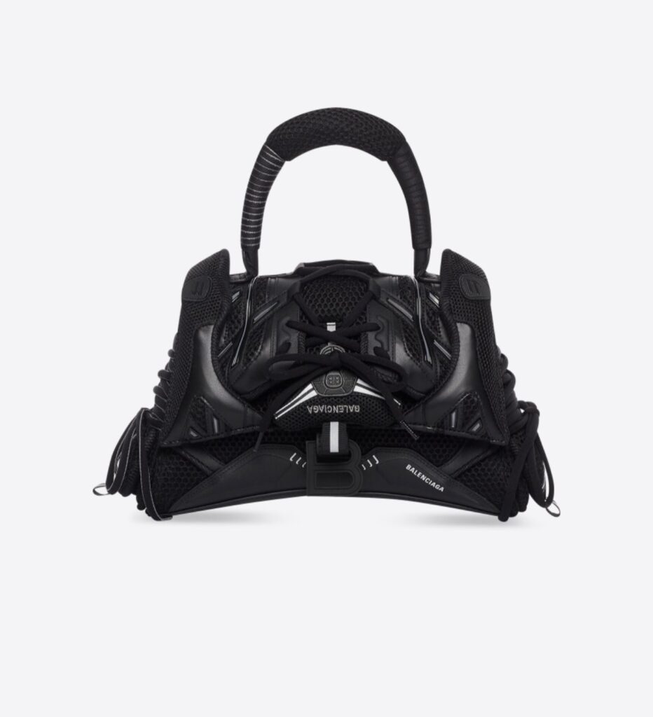 """Balenciaga Just Came Out With A New Sneaker Bag, Called The """"Sneaker Head Bag"""" 4"""