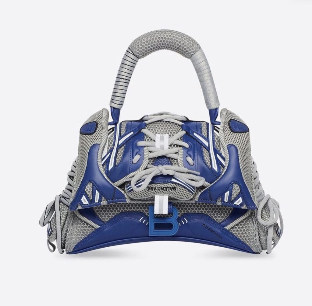 """Balenciaga Just Came Out With A New Sneaker Bag, Called The """"Sneaker Head Bag"""" 6"""
