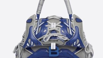 "Balenciaga Just Came Out With A New Sneaker Bag, Called The ""Sneaker Head Bag"" 15"