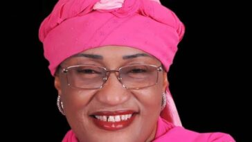 Former Minister Of Woman Affairs, Aisha Alhassan 'Mama Taraba' Dies At Hospital In Egypt 7
