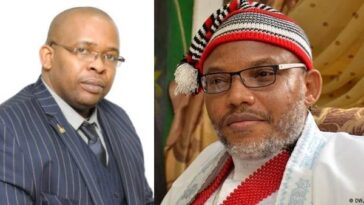 Ex-IPOB Deputy Accuses Nnamdi Kanu Of Deploying 'Unknown Gunmen' In South East 12
