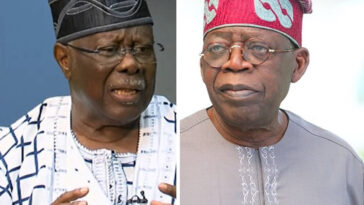 I Will Cease To Be A Nigerian If Bola Tinubu Becomes President – Bode George 3