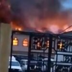 Worshippers Reportedly Trapped As RCCG Redeemed Church Catches Fire In Lagos [Video] 27