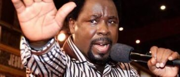 Nigeria Won't Break Up Despite The Crisis, Murder, Killings & Destructions - TB Joshua Prophesy 26