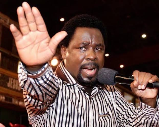 Prophet TB Joshua's Body Arrives Synagogue For Lie in State (Pictures) 1