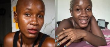 Nigerian Lesbian, Amara Attacks 'Demonic Christians' Who Are Praying & Shaming Her Sexuality 25