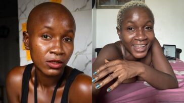 Nigerian Lesbian, Amara Attacks 'Demonic Christians' Who Are Praying & Shaming Her Sexuality 9
