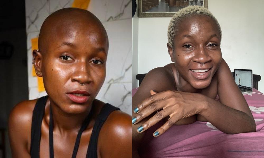 Nigerian Lesbian, Amara Attacks 'Demonic Christians' Who Are Praying & Shaming Her Sexuality 1
