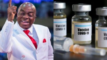 Don't Take COVID-19 Vaccines, I Heard Them Say They Wanted Africa Dead - Oyedepo Warns 13