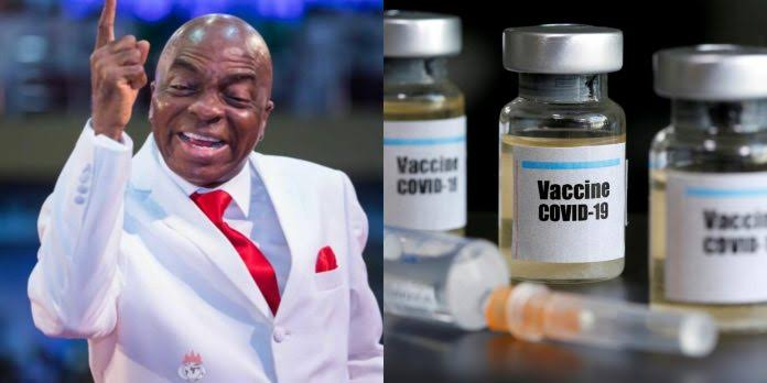 Don't Take COVID-19 Vaccines, I Heard Them Say They Wanted Africa Dead - Oyedepo Warns 1