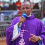 Father Mbaka Apologises To Catholic Church, Bishop Callistus Onaga Of Enugu Diocese 28