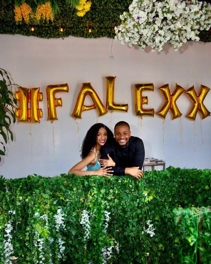 Alex Ekubo and Fiancee Fancy Acholonu Announce Their Wedding Dates!!!! 1