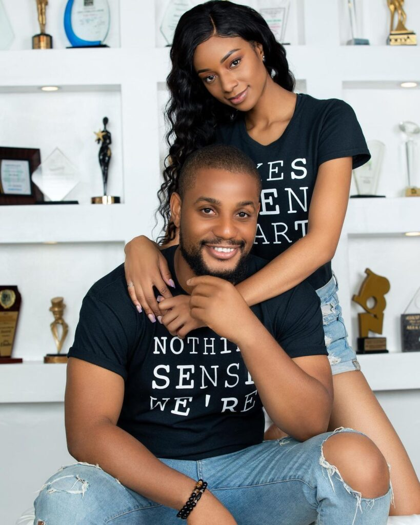Alex Ekubo and Fiancee Fancy Acholonu Announce Their Wedding Dates!!!! 2