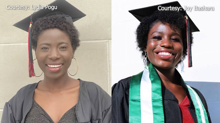 Two Chibok Girls Graduate From US University, 7 Years After Escaping Boko Haram [Video] 1