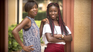 Two Chibok Girls Graduate From US University, 7 Years After Escaping Boko Haram [Video] 6