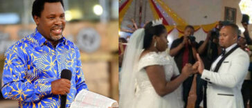 Prophet TB Joshua's Daughter Gets Married To The Same Man For The Third Time 26