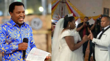Prophet TB Joshua's Daughter Gets Married To The Same Man For The Third Time 8