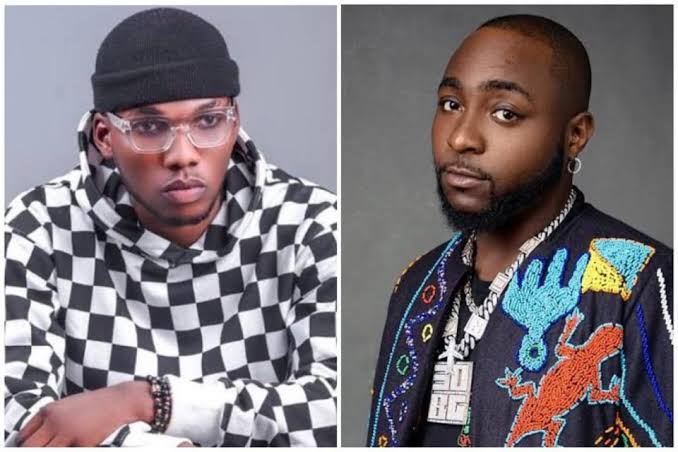 """Singer Victor AD Finally Reacts To Claims That Davido Stole His Hit Song """"Jowo"""" 1"""