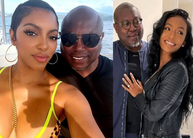Porsha Williams Reveals She's Engaged To Her Friend's Ex-Husband Weeks After Their Divorce 1