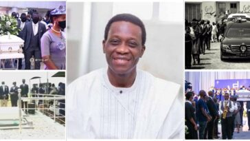 Pastor Adeboye Buries His 42-Year-Old Son, Dare Adeboye Amid Tears [Photos] 11