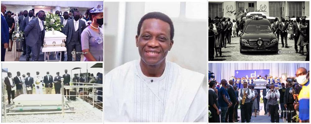 Pastor Adeboye Buries His 42-Year-Old Son, Dare Adeboye Amid Tears [Photos] 1