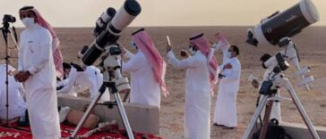 Ramadan Fast Continues On Wednesday As There's No Sight Of Moon - Saudi Arabia Agency 26