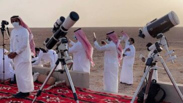 Ramadan Fast Continues On Wednesday As There's No Sight Of Moon - Saudi Arabia Agency 12