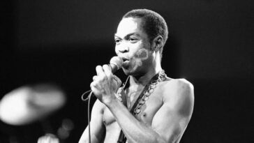 Afrobeat Legend, Fela Kuti Misses Out On Induction Into Rock And Roll Hall Of Fame 4