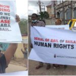 Actor Yomi Fabiyi, Others Protest At Panti Police Station Over Baba Ijesha's Detention [Video] 28