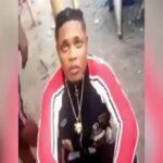 Popular Instagram Celebrity, Obibi Maro Caught Sodomising A 7-Year-Old Boy In Delta 27