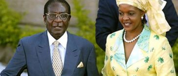 Grace Mugabe Summoned Before Court For 'Improperly' Burying Late Robert Mugabe 27