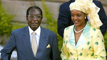 Grace Mugabe Summoned Before Court For 'Improperly' Burying Late Robert Mugabe 8