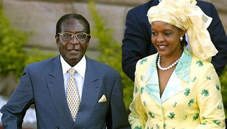 Grace Mugabe Summoned Before Court For 'Improperly' Burying Late Robert Mugabe 1