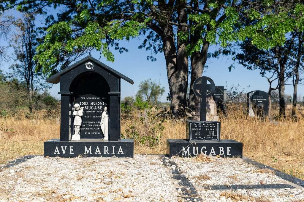 Grace Mugabe Summoned Before Court For 'Improperly' Burying Late Robert Mugabe 4