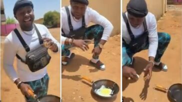 Man Uses Direct Heat From Sunlight To Fry Egg In Sudan [Video] 30