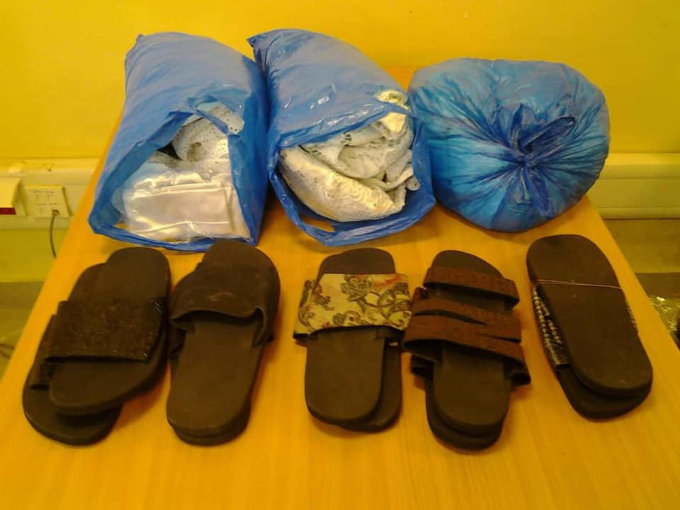 Former LG Vice Chairman Arrested With Cocaine Hidden In Pairs Of Slippers At Lagos Airport 3