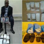 Former LG Vice Chairman Arrested With Cocaine Hidden In Pairs Of Slippers At Lagos Airport 27