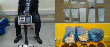 Former LG Vice Chairman Arrested With Cocaine Hidden In Pairs Of Slippers At Lagos Airport 25