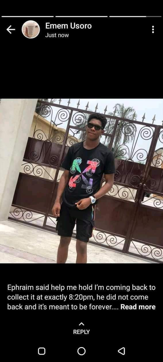 Young Man Crushes His Friend To Death With Car To Avoid Paying N30k Debt In Uyo 3