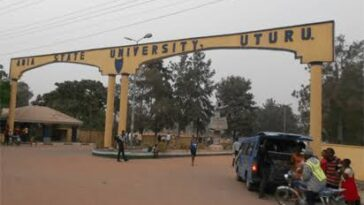 ABSU Student Fakes Own Kidnap, Tells Friends He Was Abducted By 6 Men Carrying AK-47 12