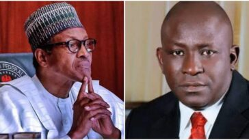 President Buhari's Son-in-Law, Gimba Yau Kumo Declared Wanted Over $65 Million Fraud 11